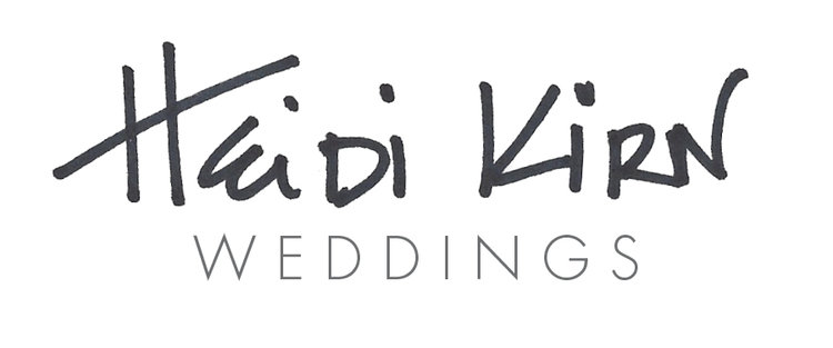 Heidi Kirn Weddings