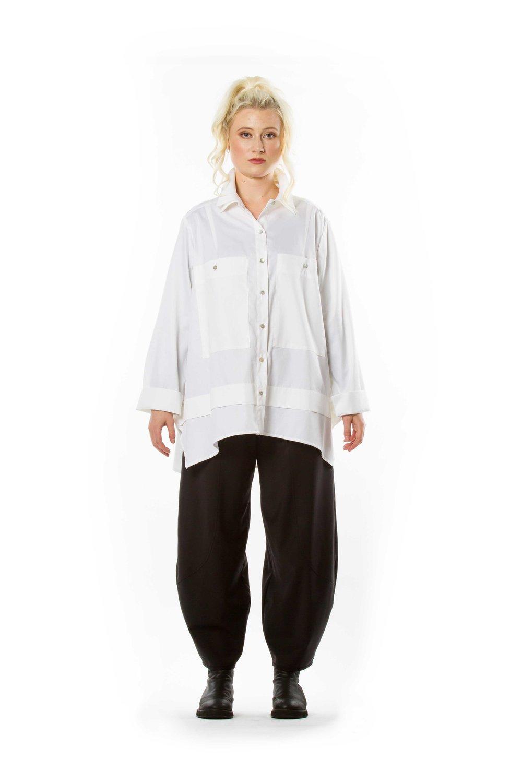 Manchurian Shirt + Harmonie Pant