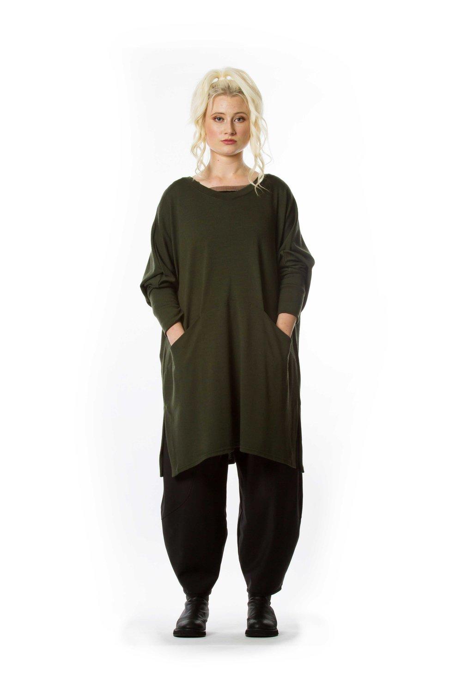 Washi Mid Sweater + Harmonie Pant