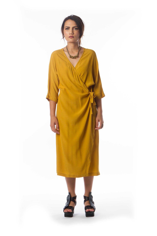 Hohoua Kimono Dress