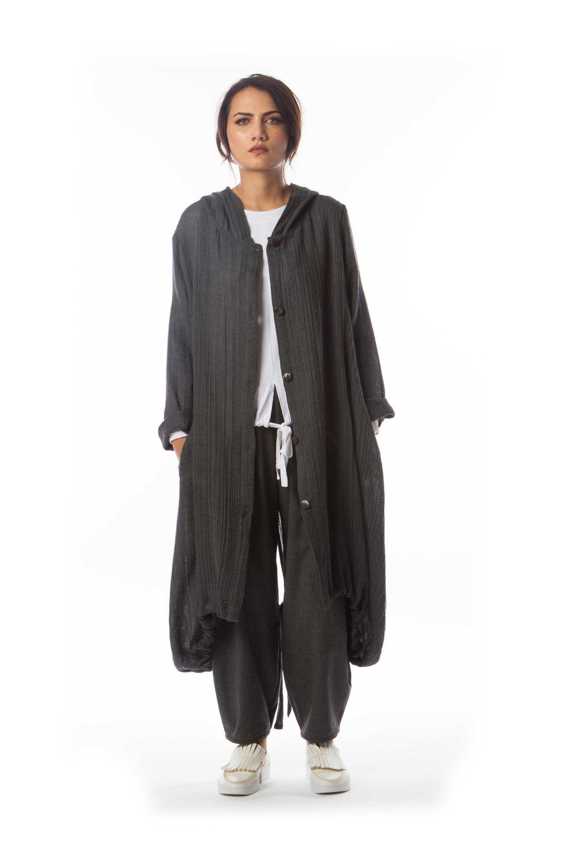 Campanula Jacket + Korimako Shirt + Harmonie Pant