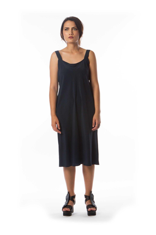 Essential Silk Slip Dress