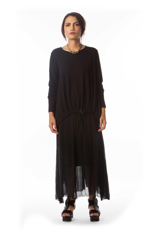 Korimako Top + Aphrodite Skirt