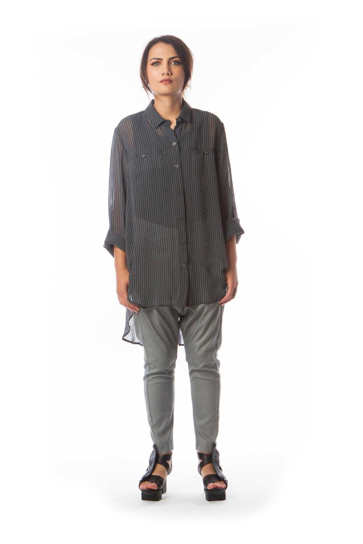 Essential Singlet + Crete Shirt + Happi Pant