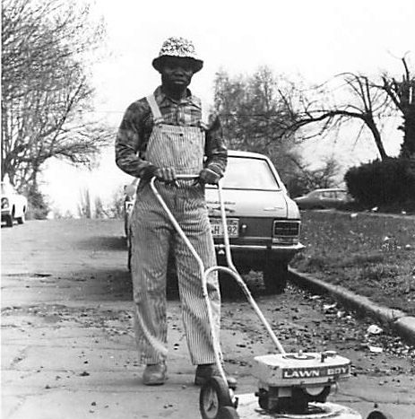 A Lawnmower and A Dream, 1978 - Superior Gardening started from humble beginnings. Michael Chima borrowed his roommate's lawnmower and bungeed it into the back of his silver 1973 Civic. It wasn't much, but for a recent immigrant, it was a chance at a better life.