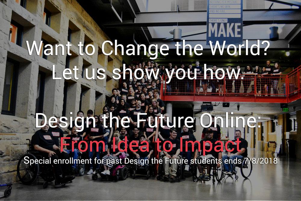 Design the Future Students