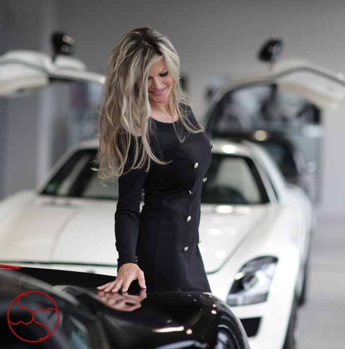 Along with her passion for empowering other women, Sandra enjoys driving selected luxury cars, which is another passion of hers.