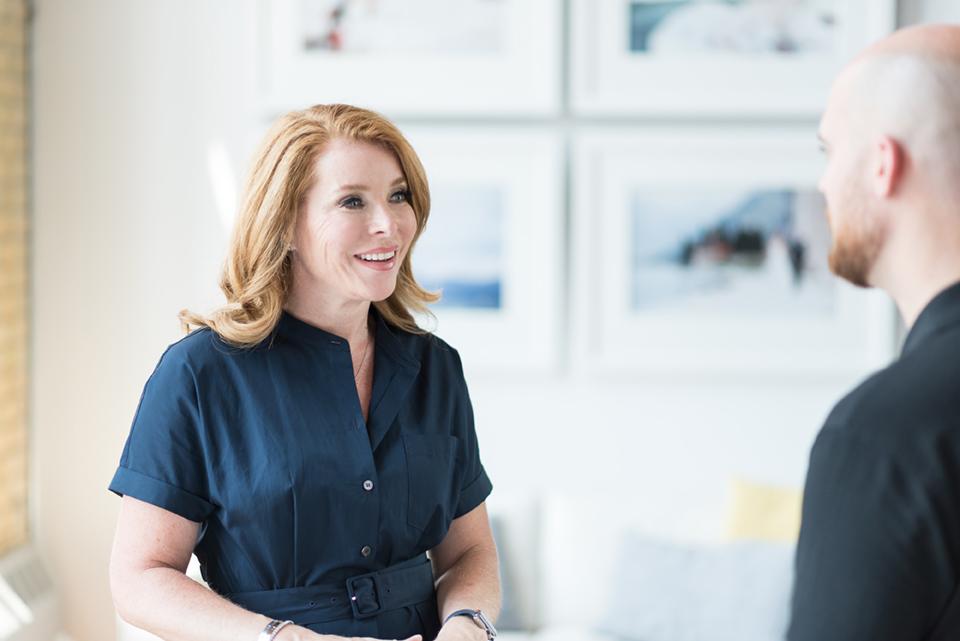 Christine Nielsen - Contrast Consulting - Woman Entrepreneur