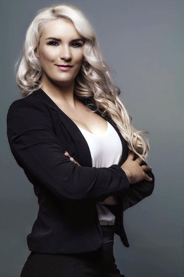 Erna Basson - Member of the Woman Entrepreneur Club