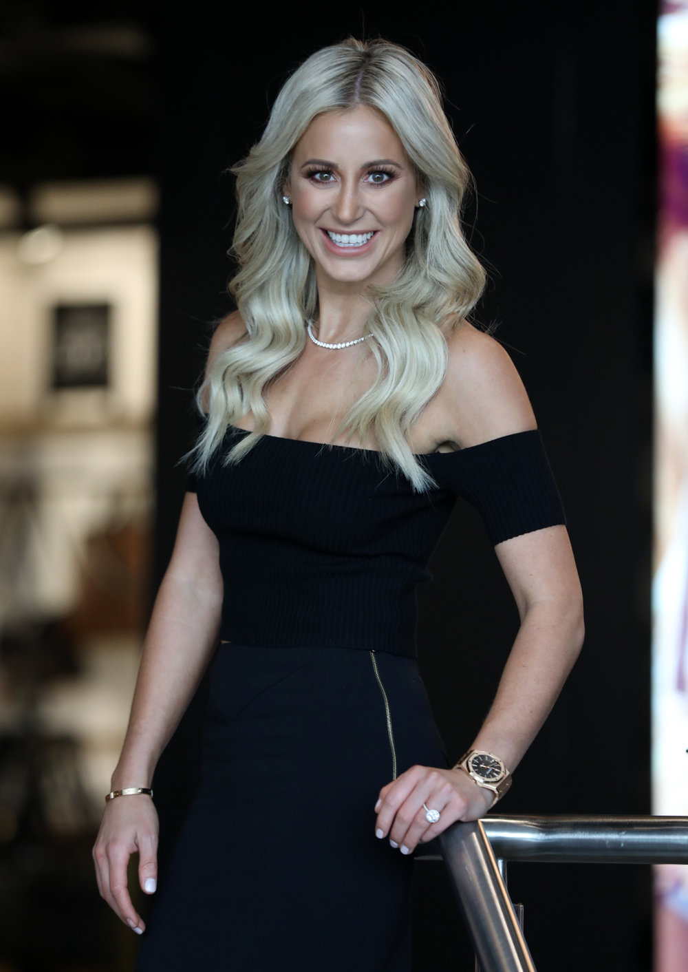 - ROXY JACENKO, founder and director of Sweaty Betty PR, The Ministry of Talent, Social Union and Pixie's Bows, brand ambassador and speaker