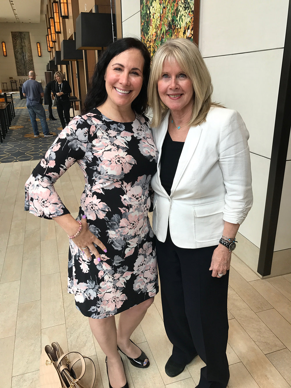 Mara and Tipper Gore, Former Second Lady of the United States