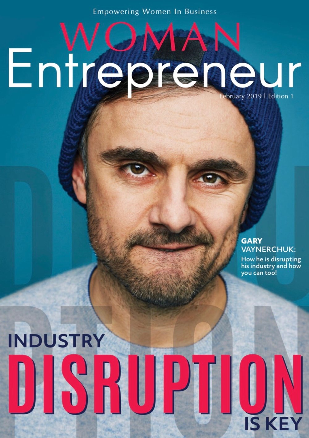 Woman Entrepreneur Gary Vee Cover  February Edition.JPG
