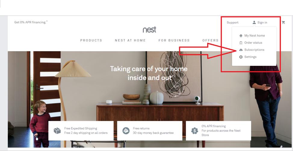 nest-aware