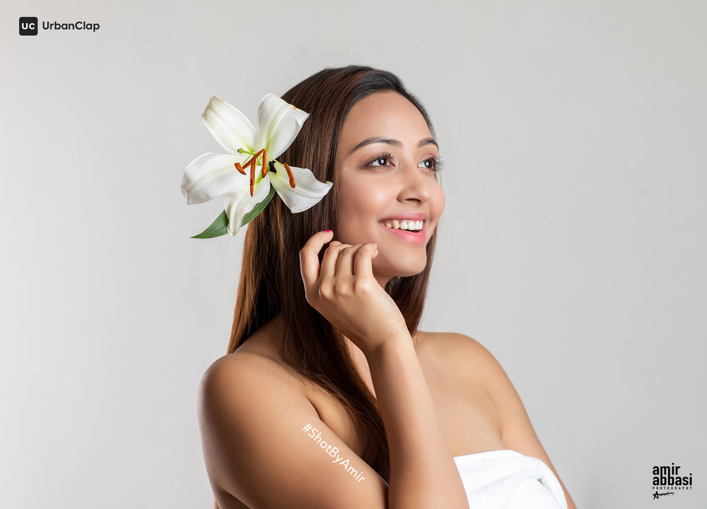 Model: Arshita Shrivastava |Photograher: Amir Abbasi |Makeup: Govind Gupta