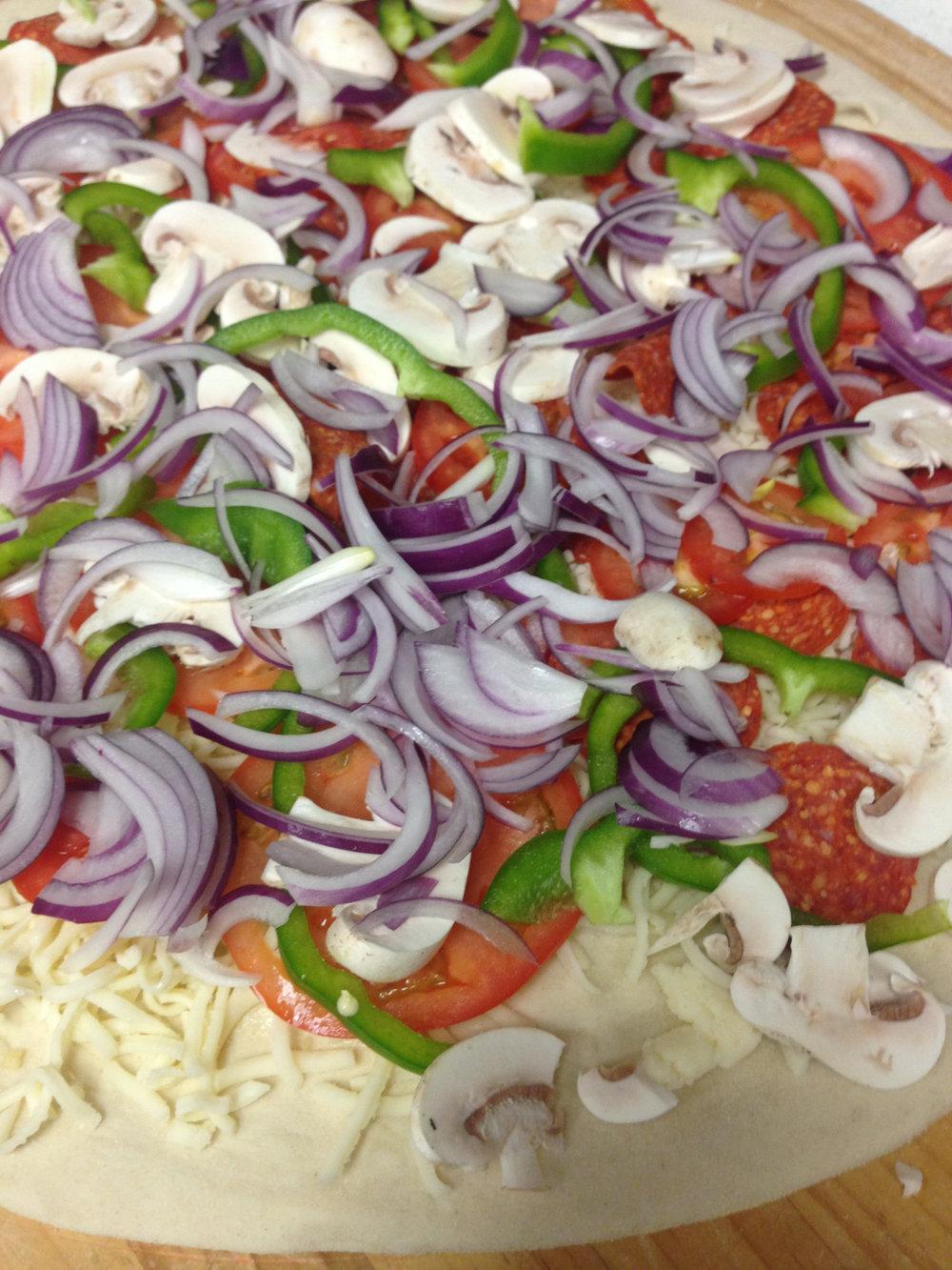 Veggie meat pizza uncooked.jpg