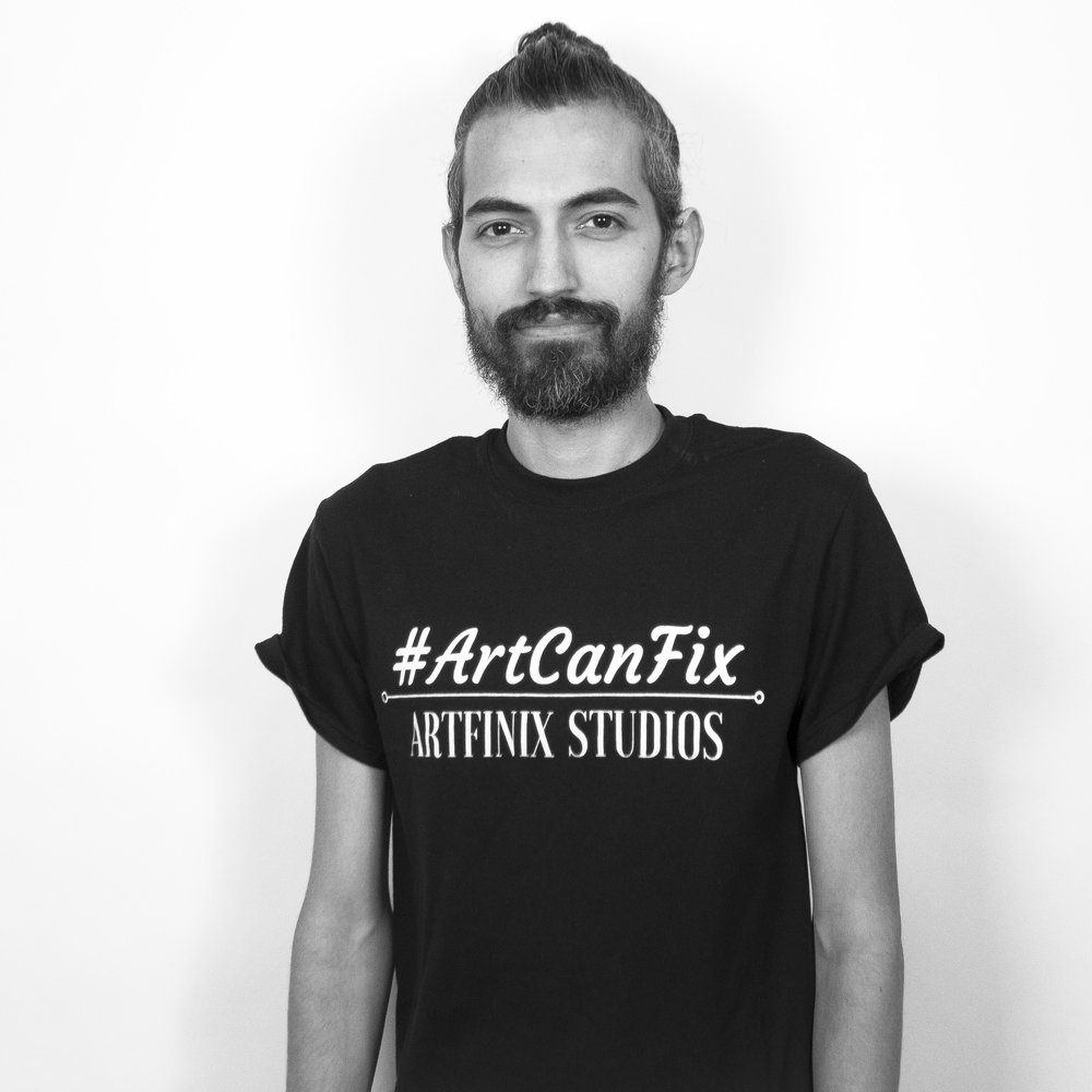 Artfinix Studios - ArtCanFix Pikz - Zuqy (black and white).JPG