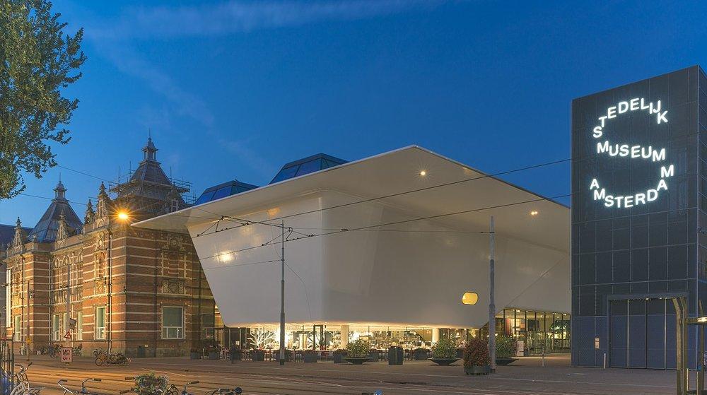 THE STEDELIJK MUSEUM