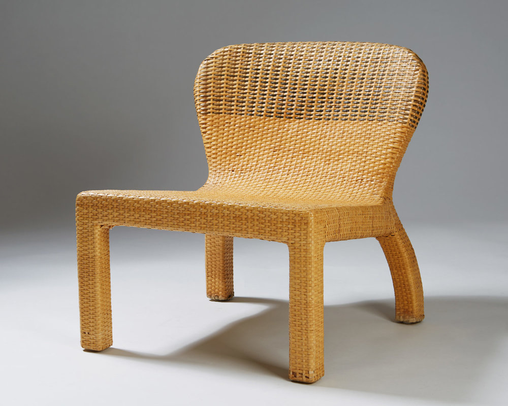 Chair Ikea PS designed by Thomas Sandell fro Ikea, Sweden. 2001.