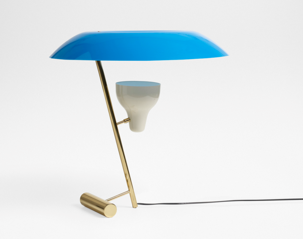Gino Sarfatti table lamp, model 548