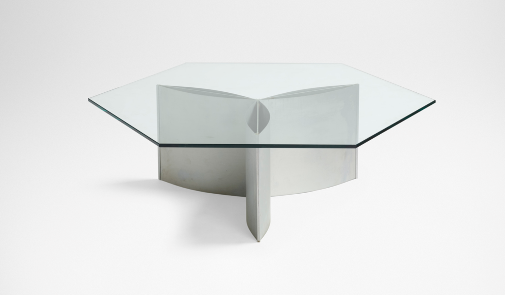 Kim Moltzer and Jean-Paul Barray coffee table