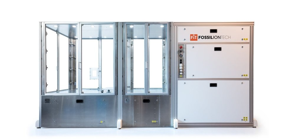 RASP - RASP Is moveable. By providing laboratory environment conditions inside a cabin that houses the instruments, RASP allows you to bring Mass Spectrometry outside the lab., where life actually happens. You can also turn any room space into a fully functional analytical laboratory.