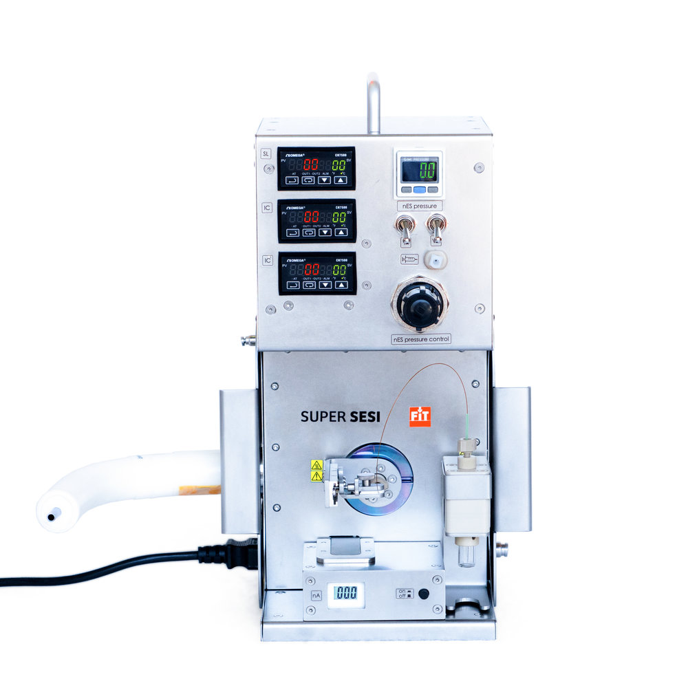 SUPER SESI - Sciex - SUPER SESI, optimized for Sciex's instruments, with a universal sample inlet to fit smoothly in your experimental set-up.