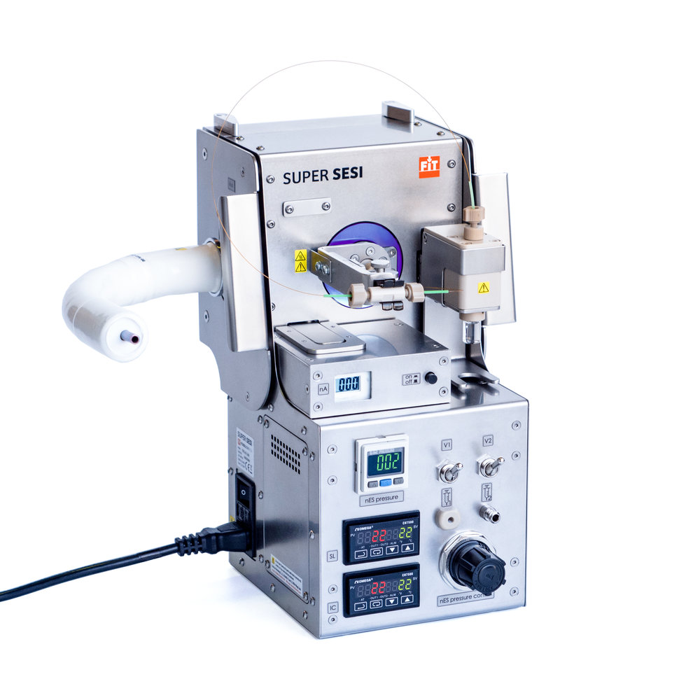 SUPER SESI breath research instrumentation based on secondary electrospray ionization