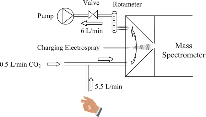 Mass spectrometric study of cutaneous volatiles by secondary electrospray Ionization.png