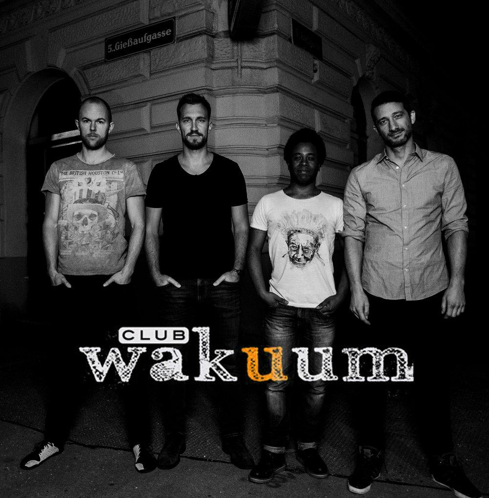 LIVE in GRAZ20.12.2018 - Griesgasse 25, 8020 Graz ab 20:00 UhrClub Wakuum in Graz