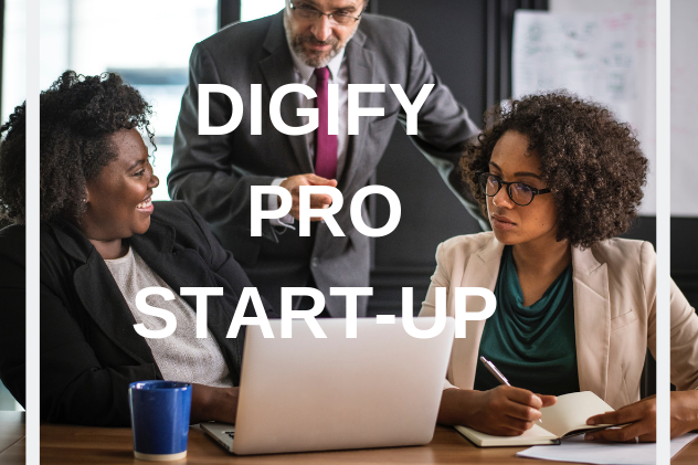 Digify PRO is a FREE eight-week intensive practical digital marketing bootcamp which prepares each trainee with practical skills to thrive in a digital agency.    FREE