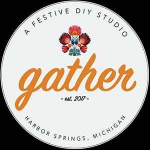 Michigan Mitten String Art Kit