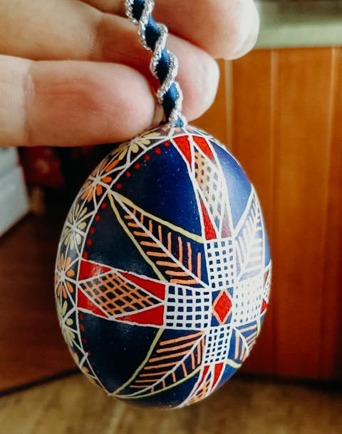 Pyskany Eggs Ukranian Decorated Eggs Gather