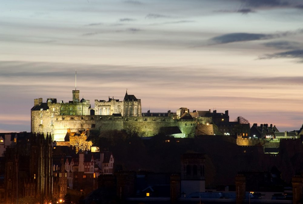 Edinburgh Castle -