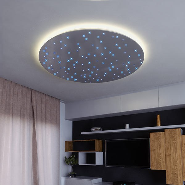 New! Fibre optic star ceilings - You can now buy fibre optic panels directly from our shop, in a choice of sizes, with different effects including coloured star points, edge lighting and printed galaxy designs.
