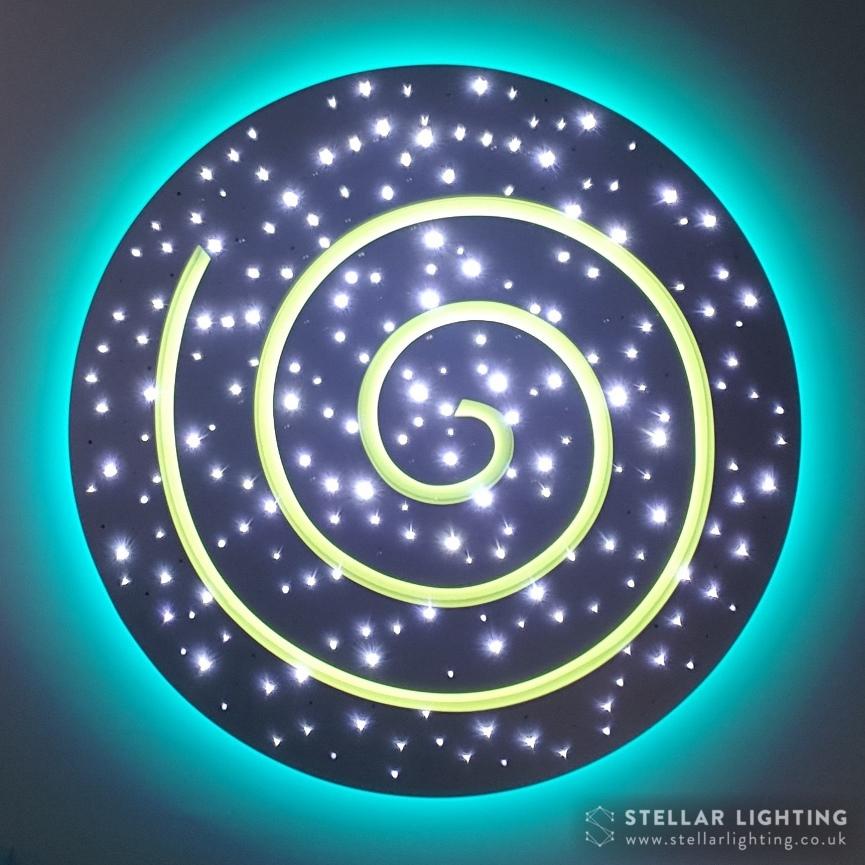 LED star ceilings - We still offer LED star ceilings via our bespoke design process
