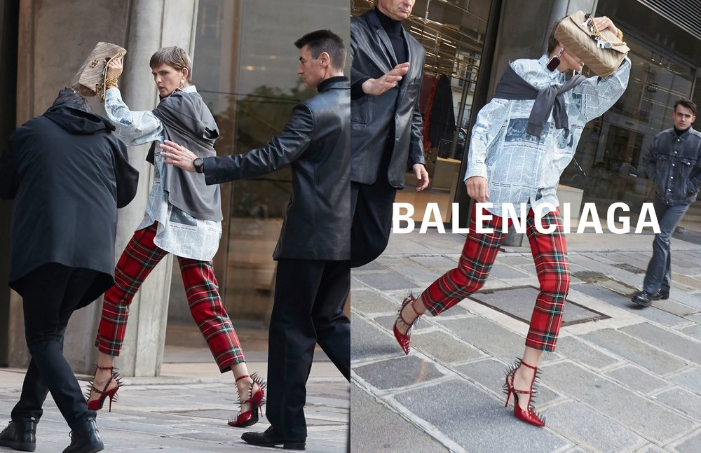 Photos courtesy of Balenciaga