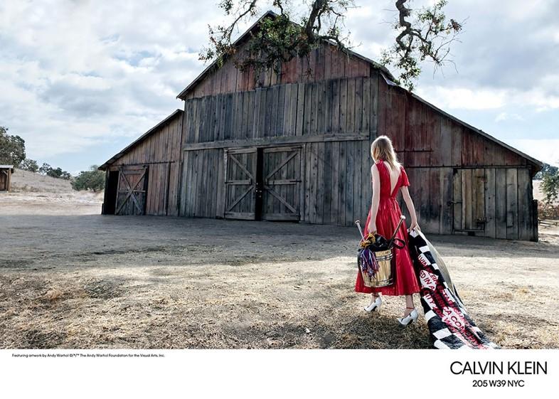 Calvin Klein SS18 Campaign