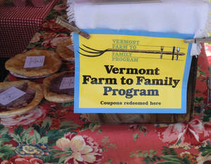 Vermont Farm to family logo