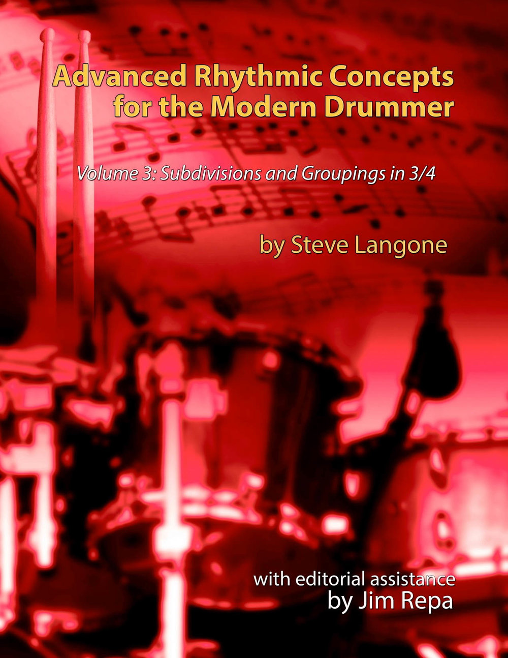 New! Volume 3 - This is the third volume in a series, and it focuses on rhythmic patterns in 3/4. The book introduces rhythmic concepts that can be used by drummers or any musician to expand his or her rhythmic repertoire for improvisation or composition. It combines concepts taught to the author by Alan Dawson with South Indian Konnakol syllables. It is a comprehensive study of polyrhythms that allows drummers and other musicians to delve deeply into modern rhythmic concepts. This volume stands on its own. You can study and practice the exercises in Volume 3 even if you have not seen or studied the exercises in Volumes 1 and 2.Available from Amazon.com as softcover book.Available from Amazon.com as Digital - Kindle book.Series: Advanced Rhythmic Concepts for the Modern Drummer (Book 3)Paperback: 112 pagesLanguage: EnglishISBN-10: 179851141XISBN-13: 978-1798511411Product Dimensions: 8.5 x 0.3 x 11 inches