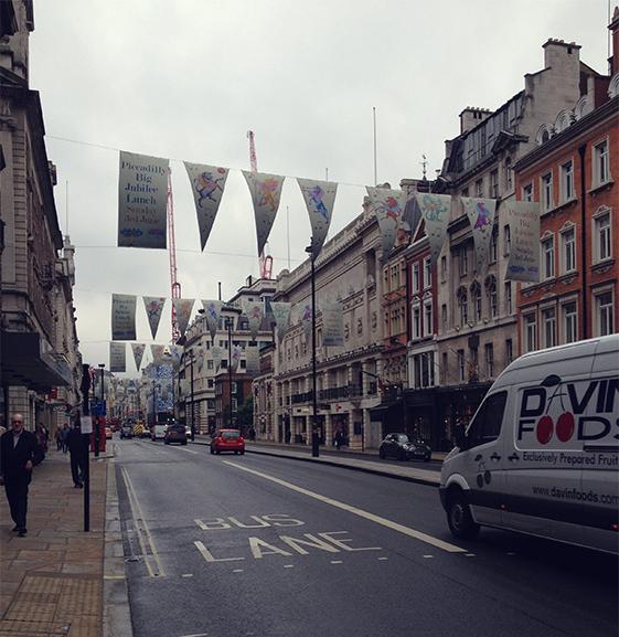 Jubilee streets