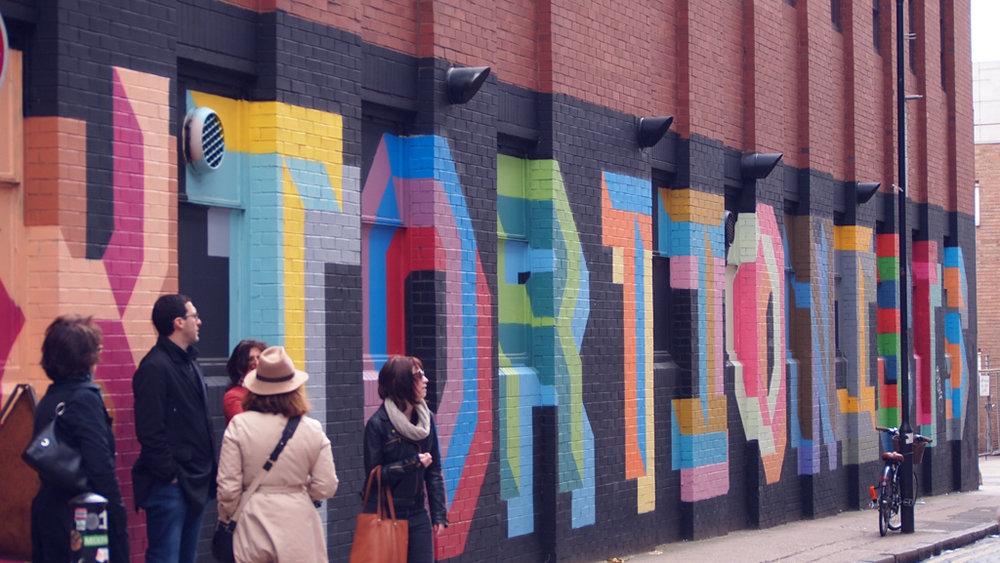 Our street art tour