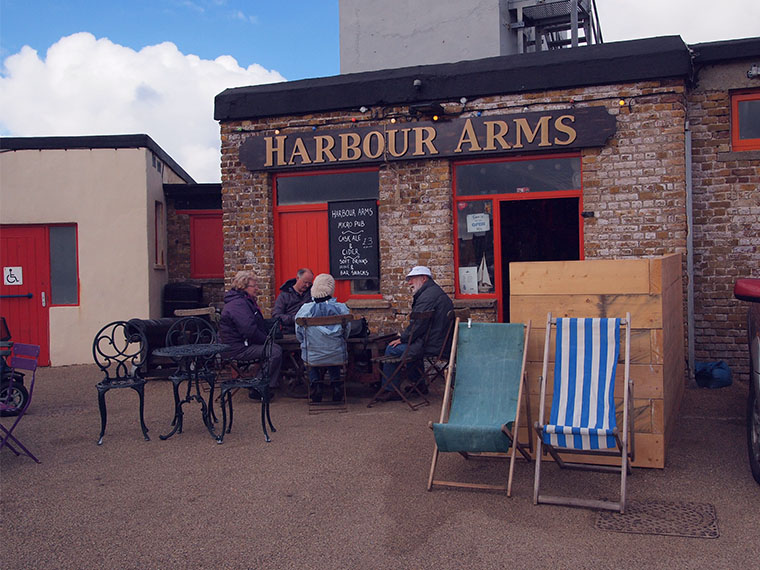 Margate Harbour Arms