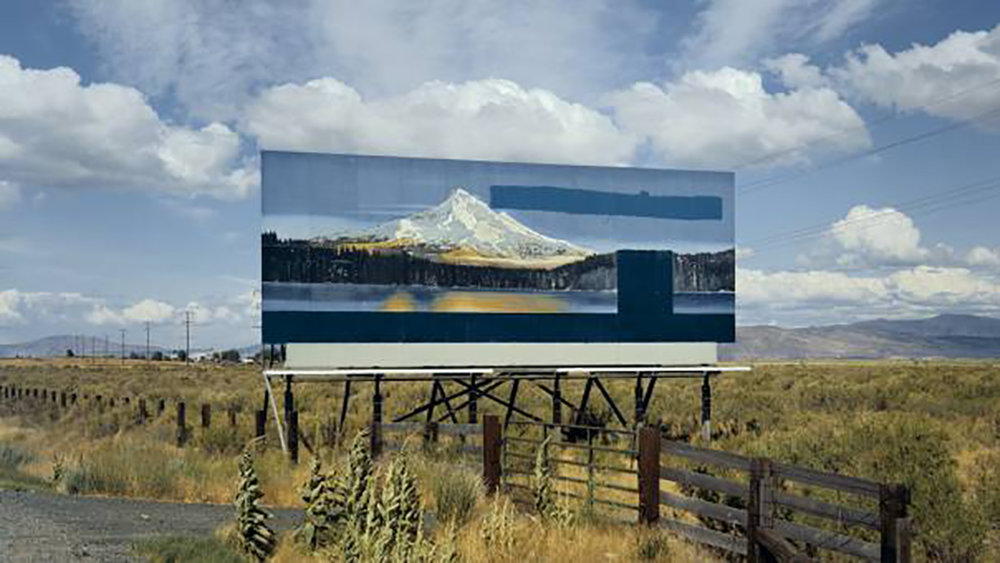 Stephen Shore U.S. 97 South of Klamath Falls Oregon July 21 1973