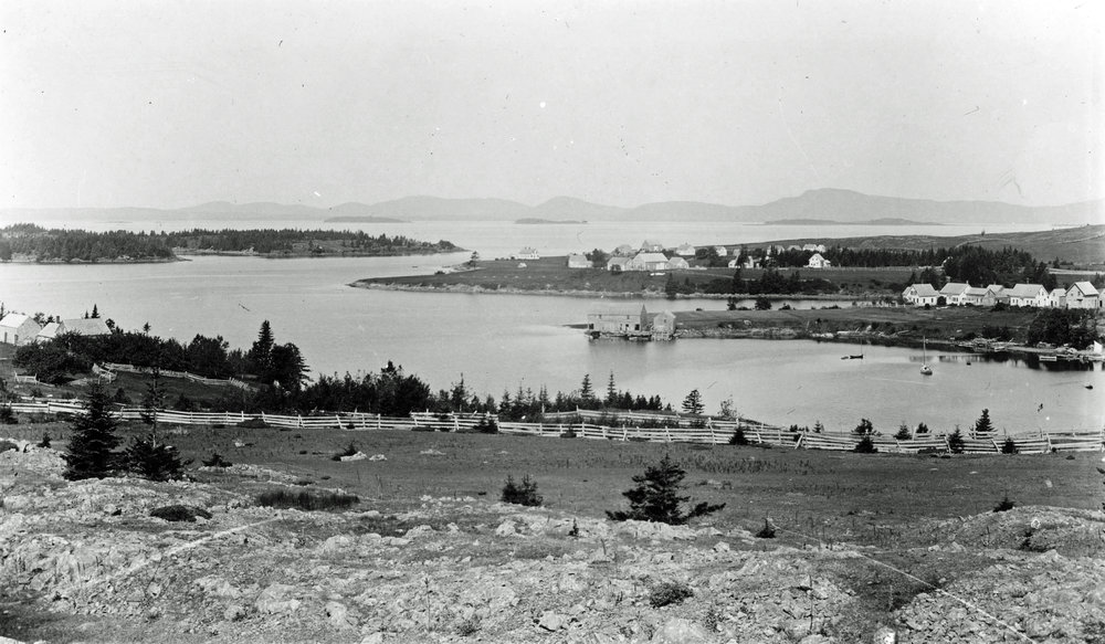 Pulpit Harbor Village, late-1800s