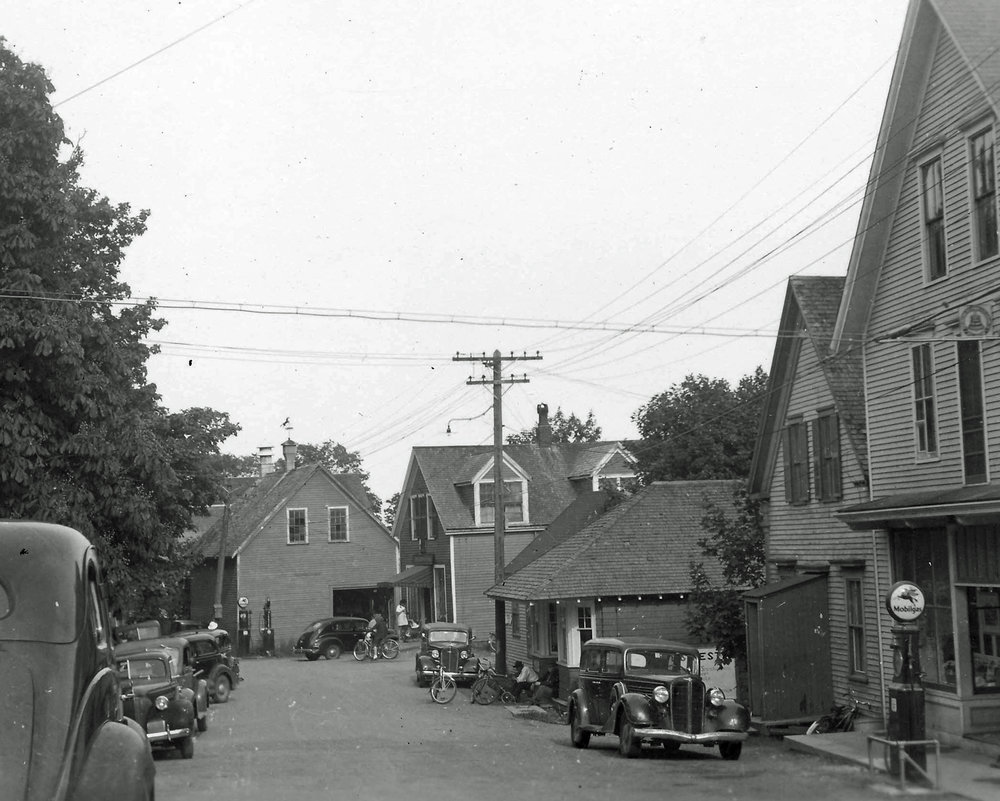 Downtown Village, early-20th century