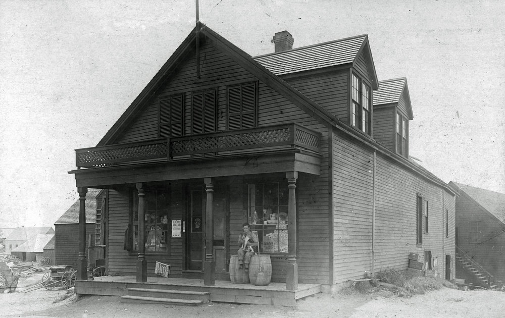 Freeman Smith's Store, mid-19th century