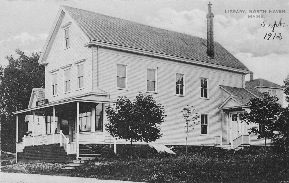 North Haven Library, 1912