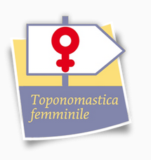Logo associazione toponomastica