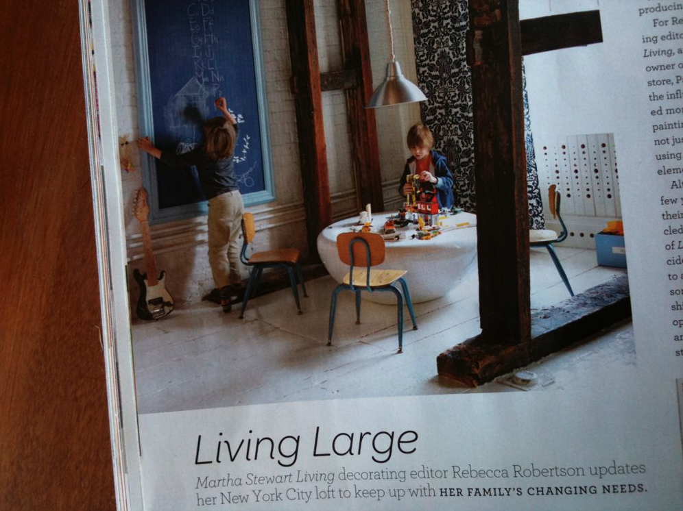 Martha Stewart Living, September 2011