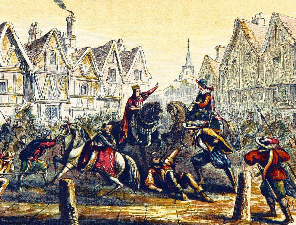 The Peasant's Revolt